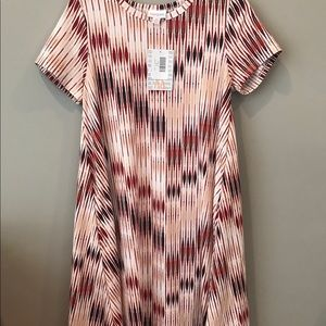 XS LuLaRoe Jessie dress brand new with tags